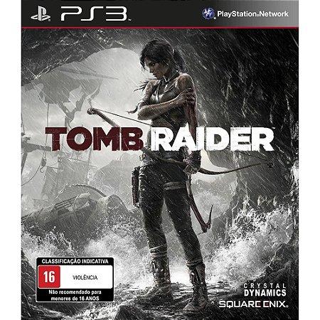 PS3 Tomb Raider (Greatest Hits)