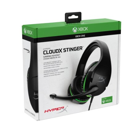 Headset Gamer HyperX CloudX Stinger Xbox