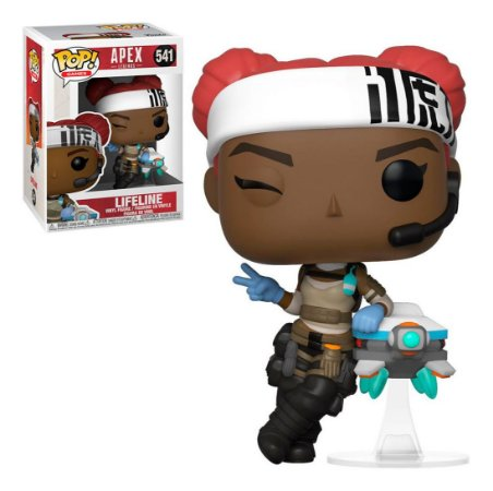 FUNKO POP APEX LEGENDS LIFELINE 541