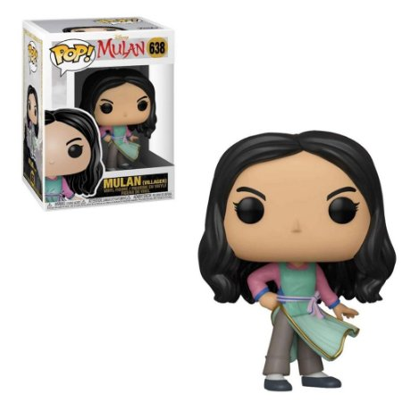 FUNKO POP DISNEY MULAN LIVE MULAN VILLAGER 638