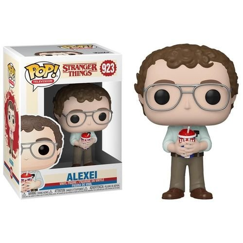 FUNKO POP STRANGER THINGS S3 ALEXEI 923