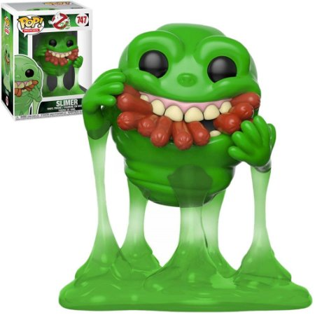 FUNKO POP GHOSTBUSTERS 2 SLIMER WITH HOT DOGS 747
