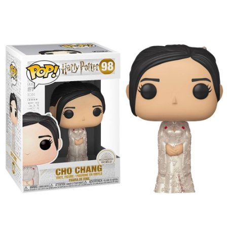 FUNKO POP HARRY POTTER 6 CHO CHANG 98