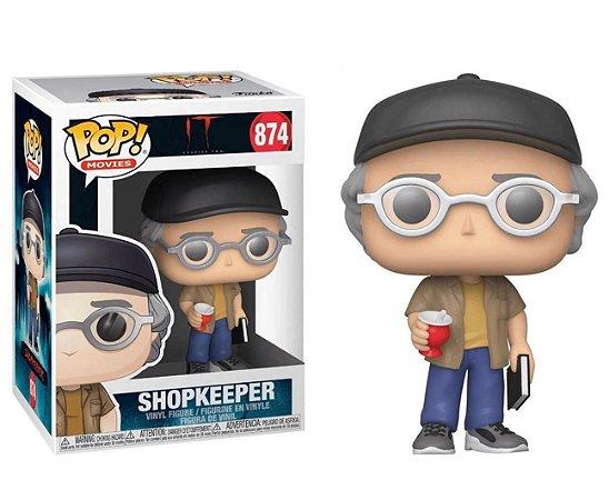 FUNKO POP IT CHAPTER 2 SHOPKEEPER 874