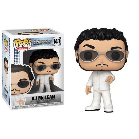 FUNKO POP ROCKS BACKSTREET BOYS AJ MCLEAN 141