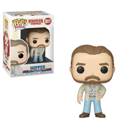 FUNKO POP STRANGER THINGS S3 HOPPER DATE NIGHT 801