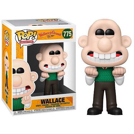 FUNKO POP WALLACE & GROMIT WALLACE 775