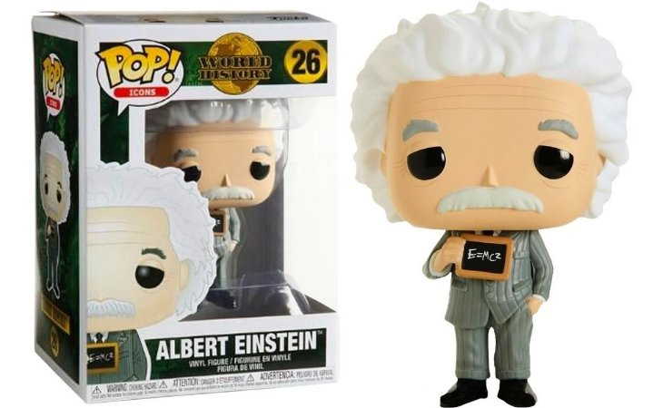 FUNKO POP ALBERT EINSTEIN ALBERT EINSTEIN 26