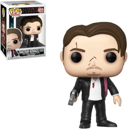 FUNKO POP ALTERED CARBON TAKESHI KOVACS ELIAS RYKER 925