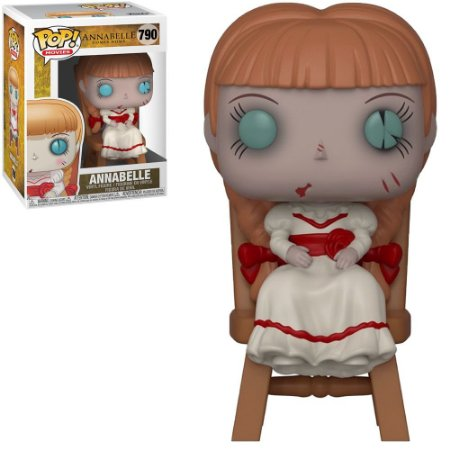 FUNKO POP ANNABELLE 2 ANNABELLE IN CHAIR 790