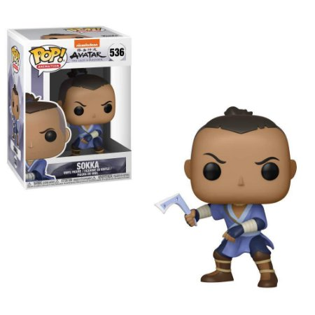 FUNKO POP AVATAR SOKKA 536