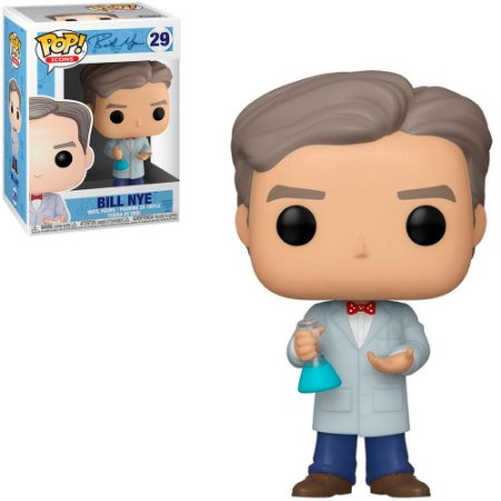 FUNKO POP BILL NYE THE SCIENCE GUY BILL NYE 29