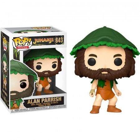 FUNKO POP JUMANJI ALAN PARRISH 843
