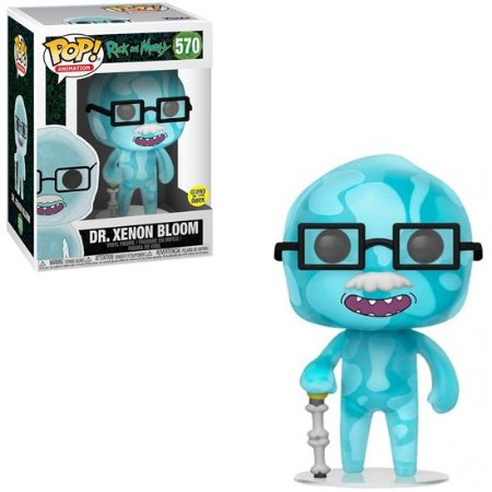 FUNKO POP RICK MORTY S6 DR.XENON BLOOM 570