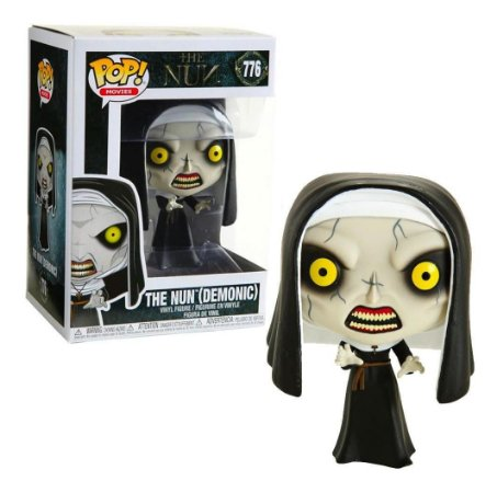 FUNKO POP THE NUN THE NUN DEMONIC 776