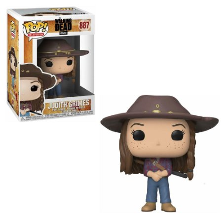 FUNKO POP THE WALKING DEAD S3 JUDITH GRIMES 887