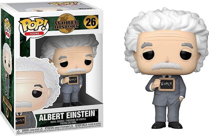 Funko Pop Albert Einstein Albert Einstein 26