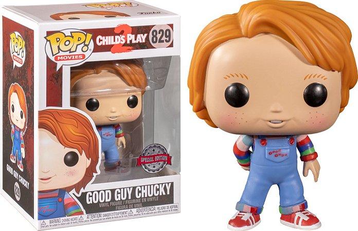Funko Pop Childs Play 2 Chucky Guy Chucky *EX* 829