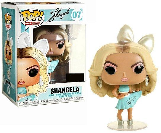 Funko Pop Drag Queens Shangela *EX* 07