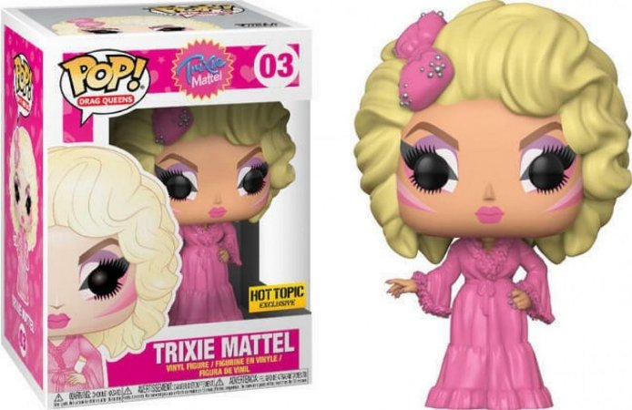 Funko Pop Drag Queens Trixie Mattel *EX* 03