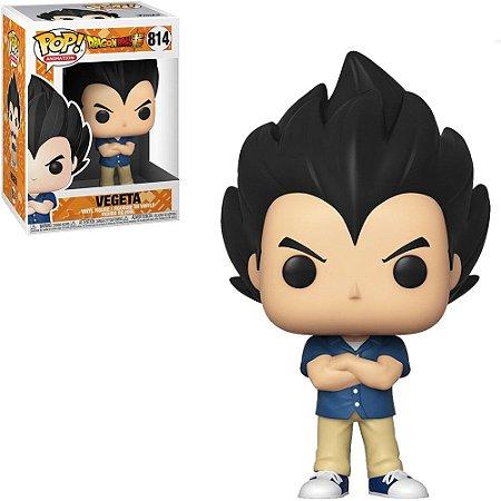 Funko Pop Dragon Ball Super Vegeta 814