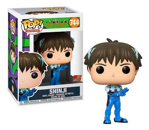Funko Pop Evangelion Shinji 744