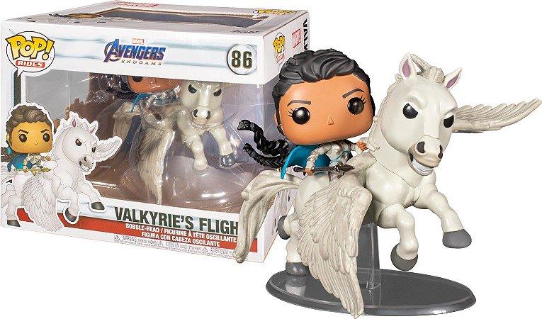 Funko Pop Marvel Avengers Endgame *Rides* Valkires W/Horse 86
