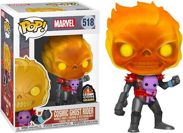 Funko Pop Marvel Cosmic Ghost Rider *EX* 518