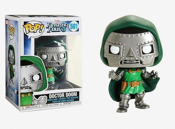 Funko Pop Marvel Fantastic Four 4 Doctor Doom 561