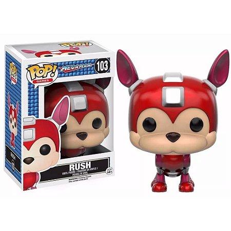 Funko Pop Megaman Rush 103