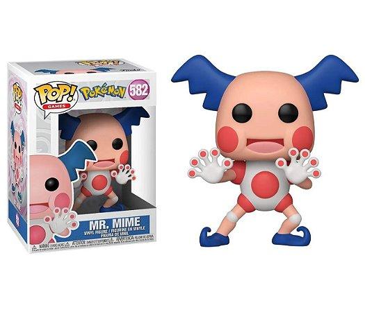 Funko Pop Pokemon S3 Mr.Mime 582