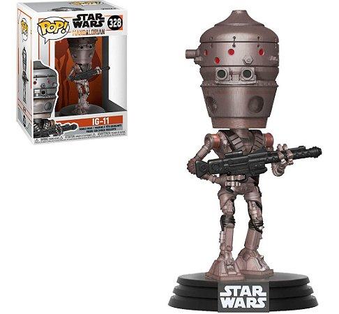 Funko Pop Star Wars Mandalorian Ig-11 328