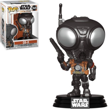 Funko Pop Star Wars Mandalorian Q9-O 349