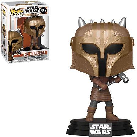 Funko Pop Star Wars Mandalorian The Armorer 353