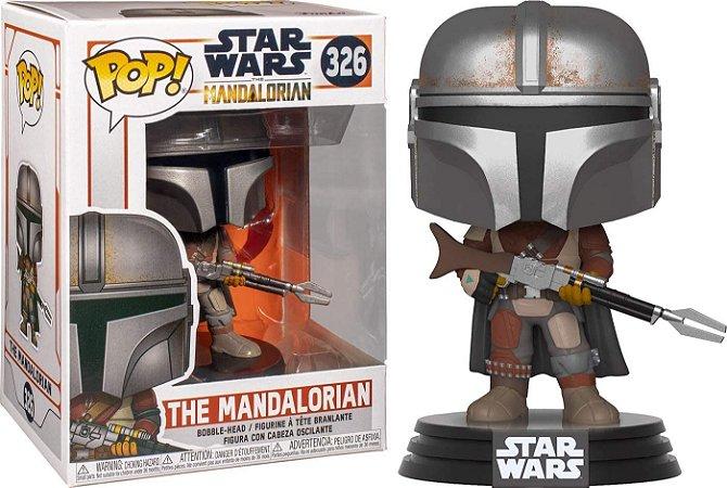 Funko Pop Star Wars Mandalorian The Mandalorian 326