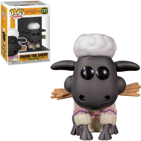 Funko Pop Wallace & Gromit Shaun The Sheep 777