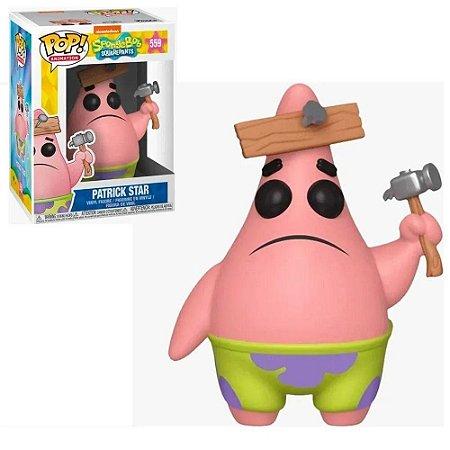 Funko Pop Spongebob 3 Spongebob Patrick Star 559