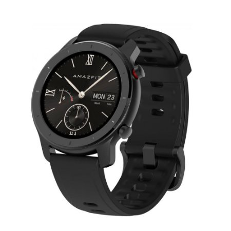 Relógio Smartwatch Xiaomi Amazfit GTR A1910 Starry Black 42mm