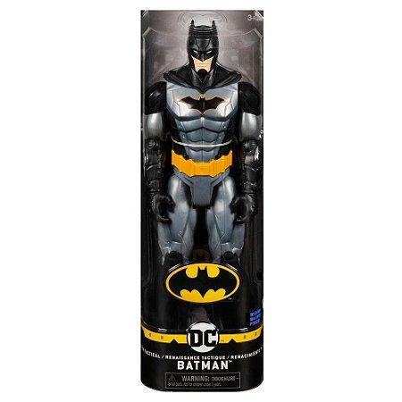 Boneco Articulado Batman Rebirth Tactical DC Comics Sunny
