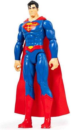 Boneco Articulado - DC Comics - Liga da Justiça - Superman - Sunny