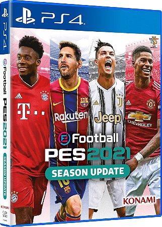 PS4 Pro Evolution Soccer (PES) 2021