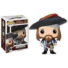 Funko Pop! Disney: Pirates of the Caribbean - Barbossa 173