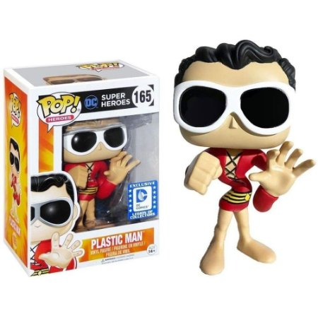 Funko Pop! Heroes: DC Super Heroes - Plastic Man 165