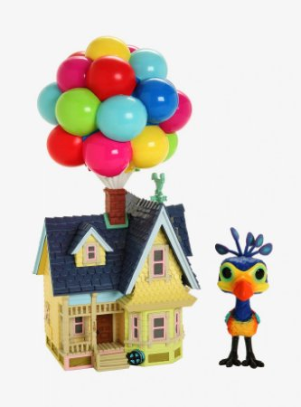Funko Pop! Disney: Up - Kevin with Up House (Fall Convention 2019) 05