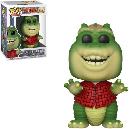 Funko Pop! Television: Dinosaurs - Earl Sinclair 959