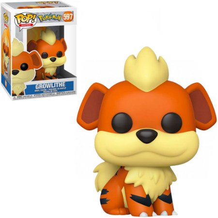 Funko Pop! Games: Pokemon - Growlithe 597