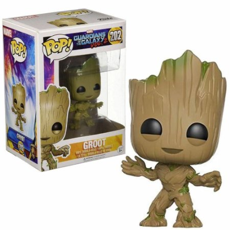 Funko Pop! Marvel: Guardians of the Galaxy - Groot 202