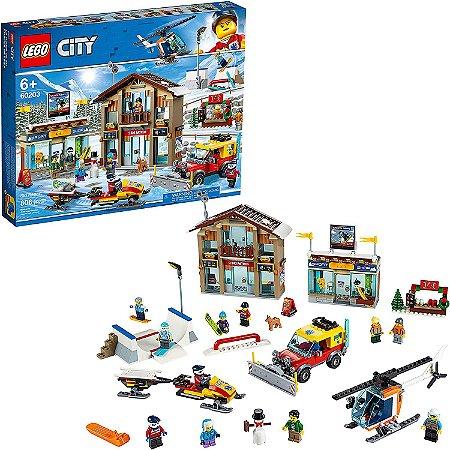 Lego City - Resort de Esqui