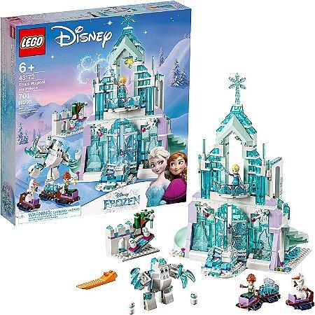 Lego Disney Princess - O Palácio de Gelo Mágico da Elsa