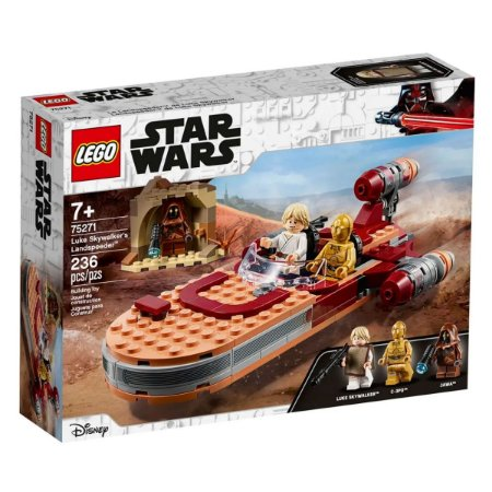 Lego Star Wars - Landspeeder De Luke Skywalker